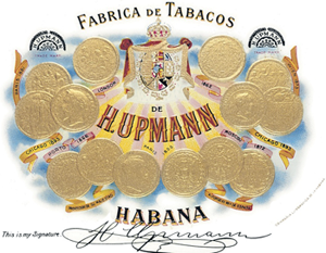 havanna-zigarre-h-upmann